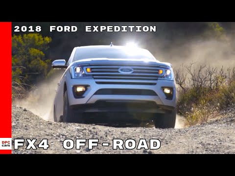 2018 Ford Expedition FX4 Off-Road
