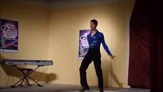 Coreografia Antonio Di Gennaro - ballerino Mix Latino Maluma e Nota Loca Dance ADG