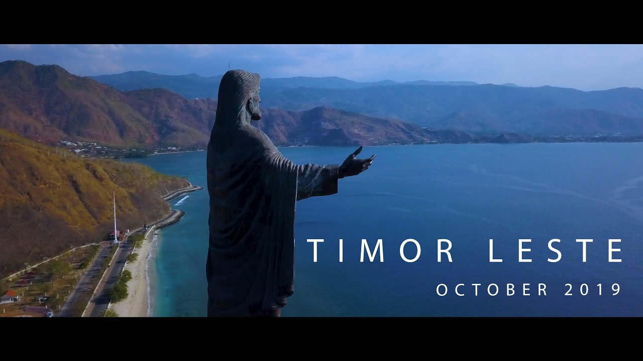 Blue whales, dolphins and dugongs in Timor-Leste - Oct 2019