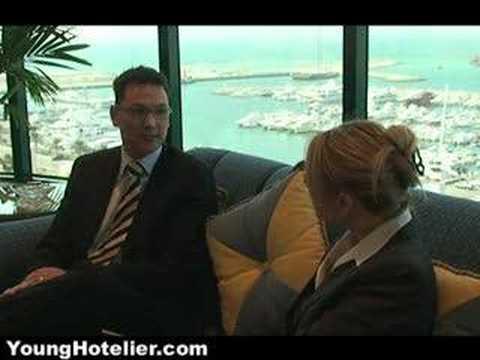 Interview Matt Griffis, Hotel Front Office Manager, Part 1