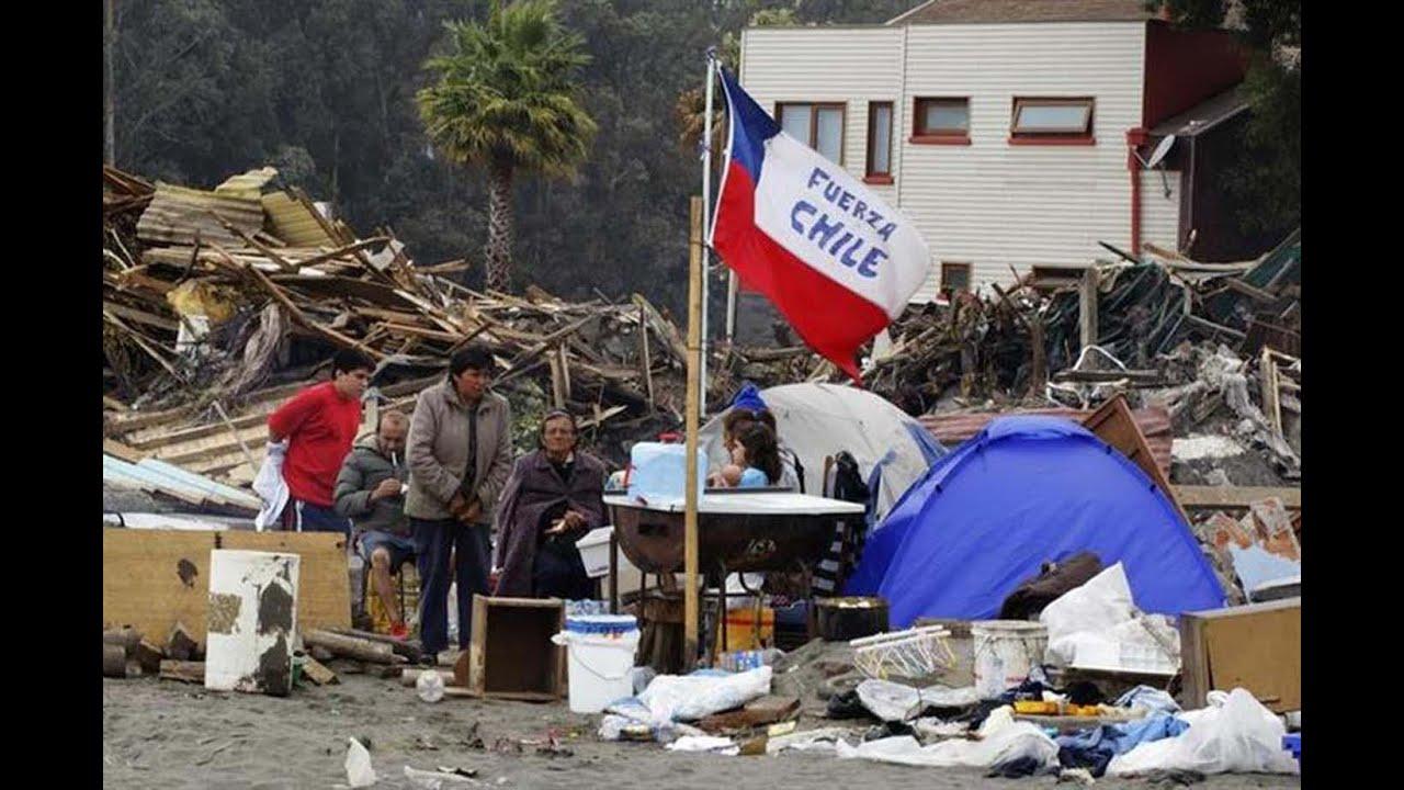 Terremoto En Chile 16 De Septiembre 2015 Youtube