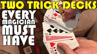 Two Trick Decks you MUST HAVE!