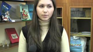 Открытый урок в библиотеке им.Б.Кравченко.