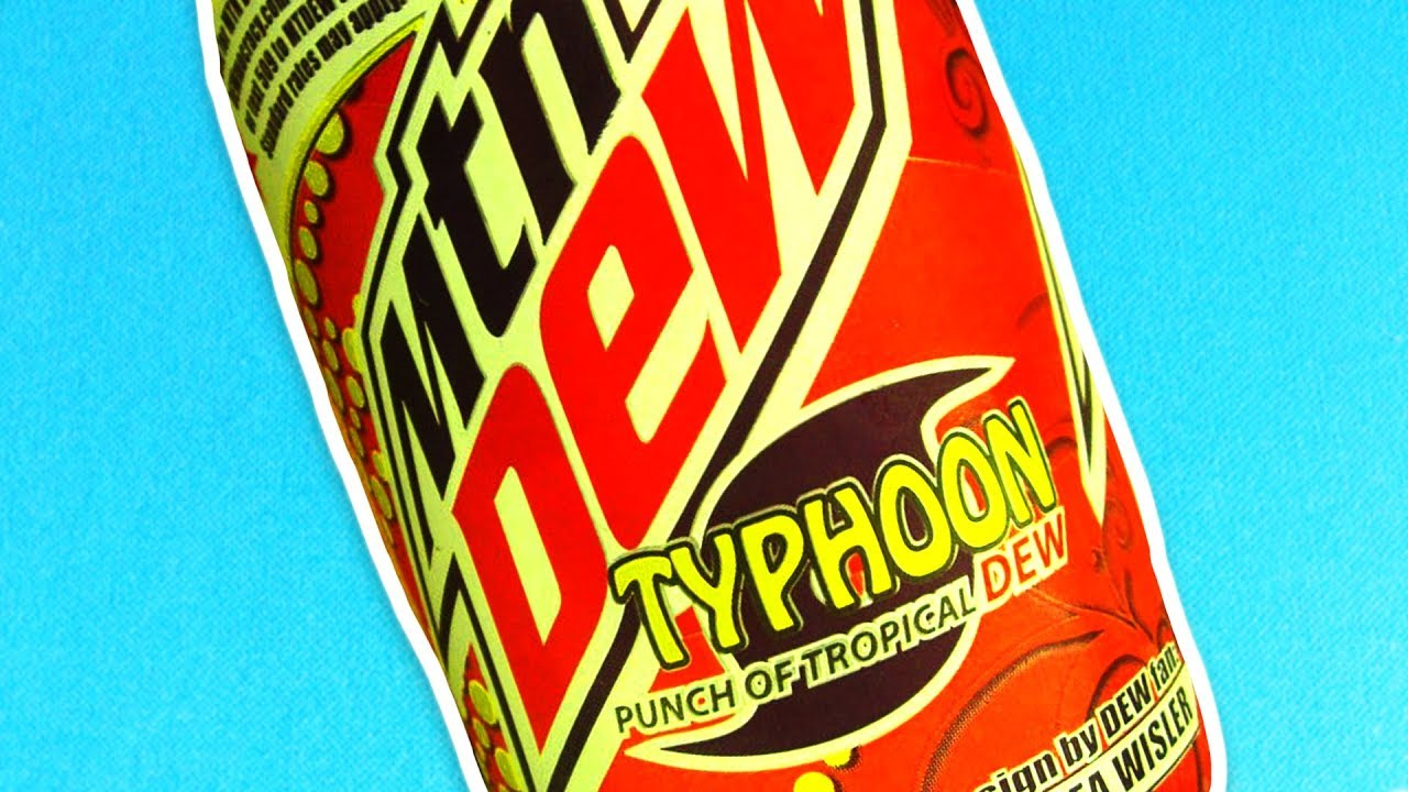is diet mountain dew being discontinued
