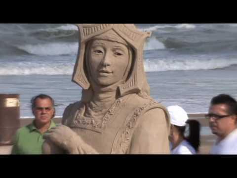 Amazing Sand Art!