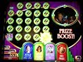 Ruby Slippers Slot: BIG WIN! ALL FOUR Characters! Max Bet!