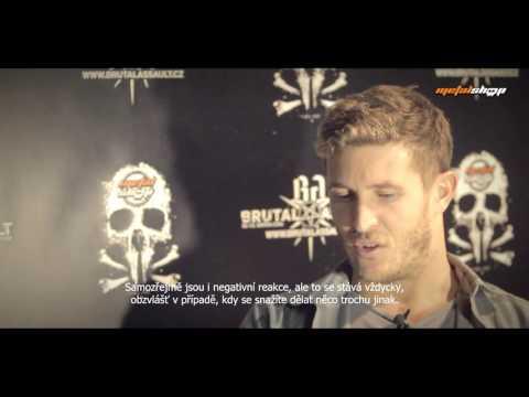 Parkway Drive - Interview Brutal Assault 2016