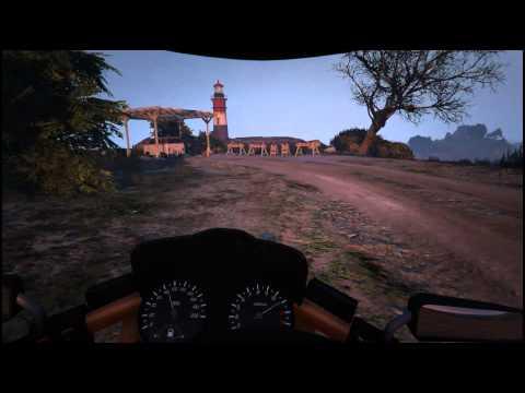 GTA 5 - Nice Lighthouse Stunt Jump ...