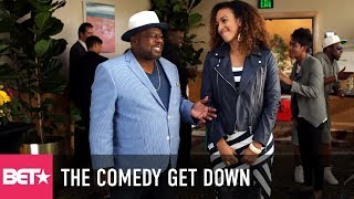 Is Cedric The Entertainer The Philanthropic Batman Of The Year?