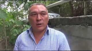 Кара Балта шаардык кенешинин депутаты Кубанычбек Жанболотов