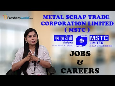 MSTC Recruitment Notification 2017–trainee jobs,Exam dates,Openings & results