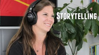 Nancy Duarte On Storytelling with Lewis Howes