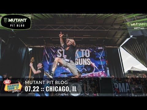 2017 Mutant Pit Blog: Chicago, IL