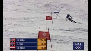 Alpine Skiing - Men