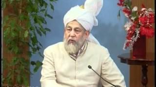 Urdu Tarjamatul Quran Class #73, Surah Maaidah v. 97-109, Islam Ahmadiyyat