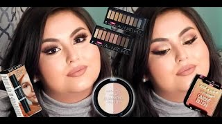 new wet n wild makeup products 2016   try on first impression