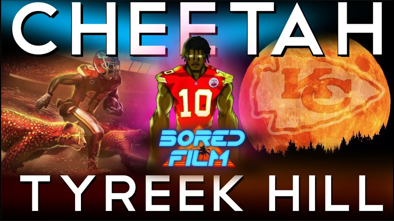Tyreek Hill - Cheetah (Original Bored Film Documentary)
