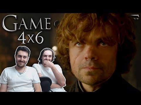 "Game of Thrones Season 4 Episode 6 REACTION ""The Laws of Gods and Men"""