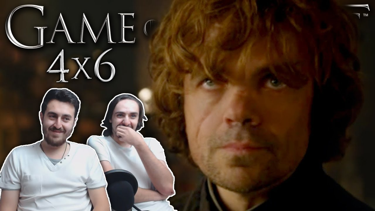 Game Of Thrones Season 4 Episode 6 Reaction The Laws Of Gods And Men Youtube
