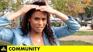Where Are Your Edges?!  ft.Jasmine Luv | All Def Community