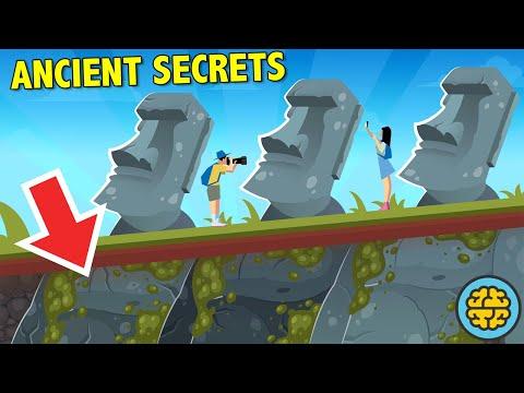 Hidden Clues Reveal Dark Secrets From Our Ancestors