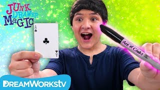 Magic Sharpie Trick | JUNK DRAWER MAGIC