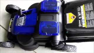 Unboxing and Tour - Kobalt 40-Volt Max 20-in Cordless Mower