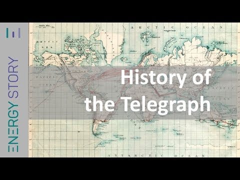 History of the telegraph