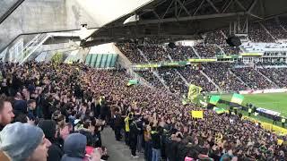 Hommage Emiliano Sala 10/02/2019 FC NANTES/NÎMES