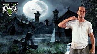 GTA V - El misterio de la tumba en la montaña - Misterios en GTA 5 - NexxuzHD