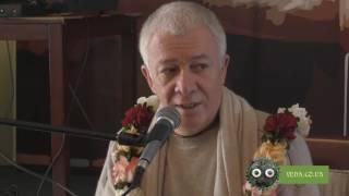 Чайтанья Чандра Чаран дас - ШБ 2.1.10 Удивительный разум
