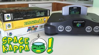 How to Play Import Nintendo 64 Games Without Modding Your Console - SpaceKappa