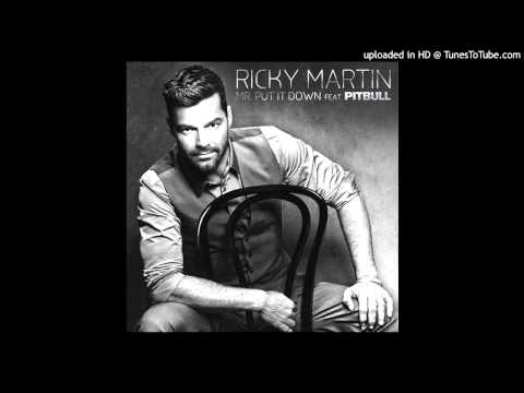 Ver Video de Pitbull Ricky Martin Feat. Pitbull - Mr. Put It Down (Acapella) | 128 BPM