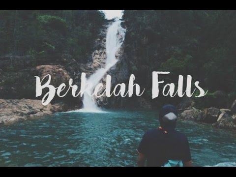 Berkelah Waterfalls, Maran, Pahang ( GoPro Hero 3+ )