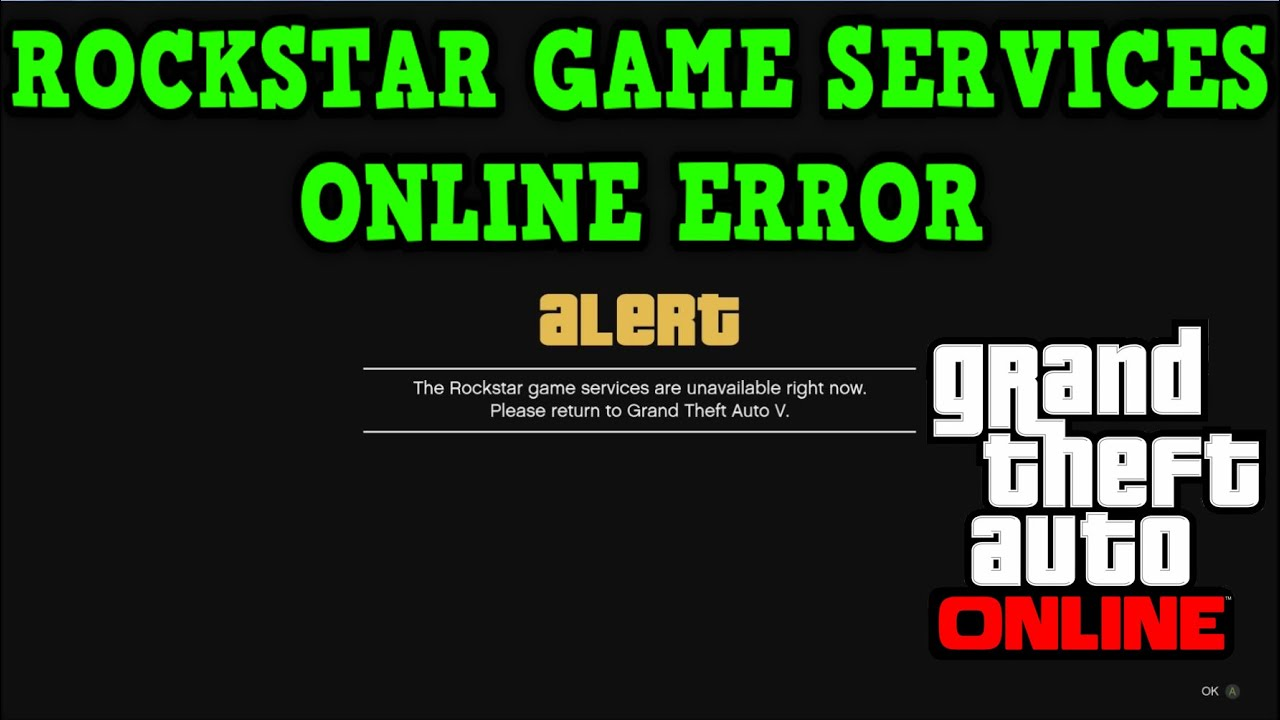 Rockstar Game Services Are Unavailable Pc 2017 | Gameswalls org