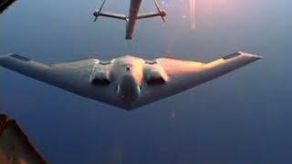 B2 Stealth Bomber 1st time landing in Australia