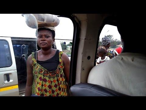Riding the Trotro in Kumasi, Ghana