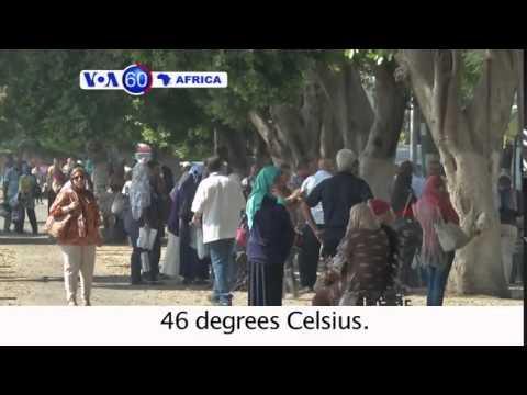 Togolese refugees seek political asylum in Nigeria VOA60 Africa 08-14-2015