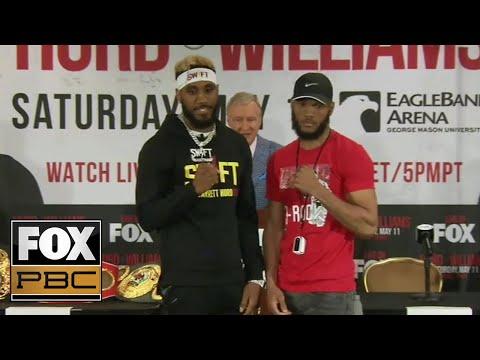 Full press conference for Jarrett Hurd vs Julian Williams | PRESS CONFERENCE | PBC ON FOX