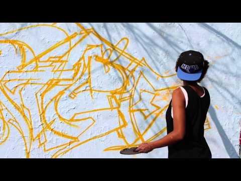 Graffiti and Beats: Berlin - Helsinki/Tampere art compilation