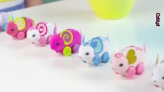 Interaktywne myszki Little Live Pets - Cobi - PL