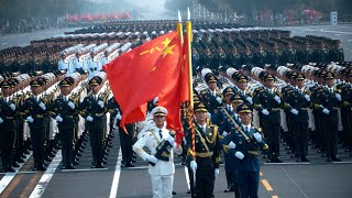 China's Army Day: Review of the past four military parades