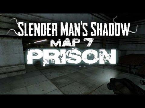 Slender Prison - Slenderman's Shadow Map 7 Gameplay +download