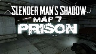 Slender Prison - Slenderman's Shadow Map...