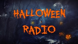 Halloween Radio 🎃 Trick or Treat Music 👻 Halloween Countdown