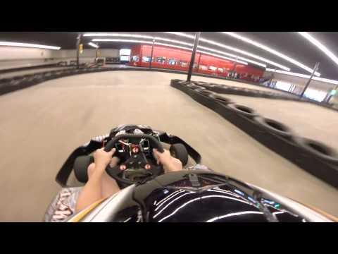 Rockstar Racing New Track Layout