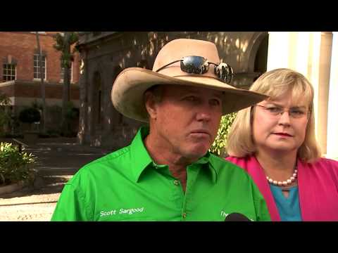 Queensland farmers outraged at proposed land-clearing laws