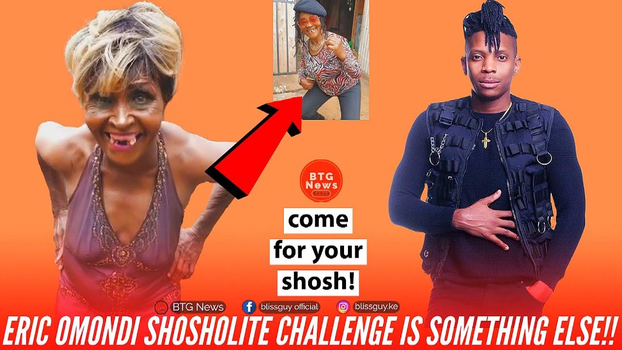 BEST OF ERIC OMONDI'S #SHOSHOLITE CHALLENGE AFTER WIFE MATERIAL ENDED! |BTG News