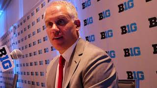 Maryland Head Coach D.J. Durkin On Death of Jordan McNair