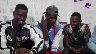 """vuclip (Interview) #221 - Rep'Tyle Music """"On est plus loin que loin"""""""